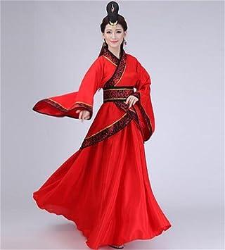 Vestido de baile nacional chino / vestido de espectáculo de ...