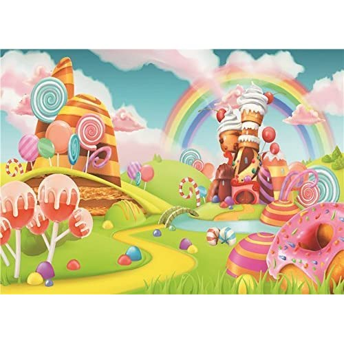 Candyland Party Decorations Amazon Com
