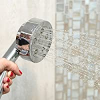 Speakman VS-3010 Neo Anystream High Pressure Handheld Shower Head with Hose Polished Chrome