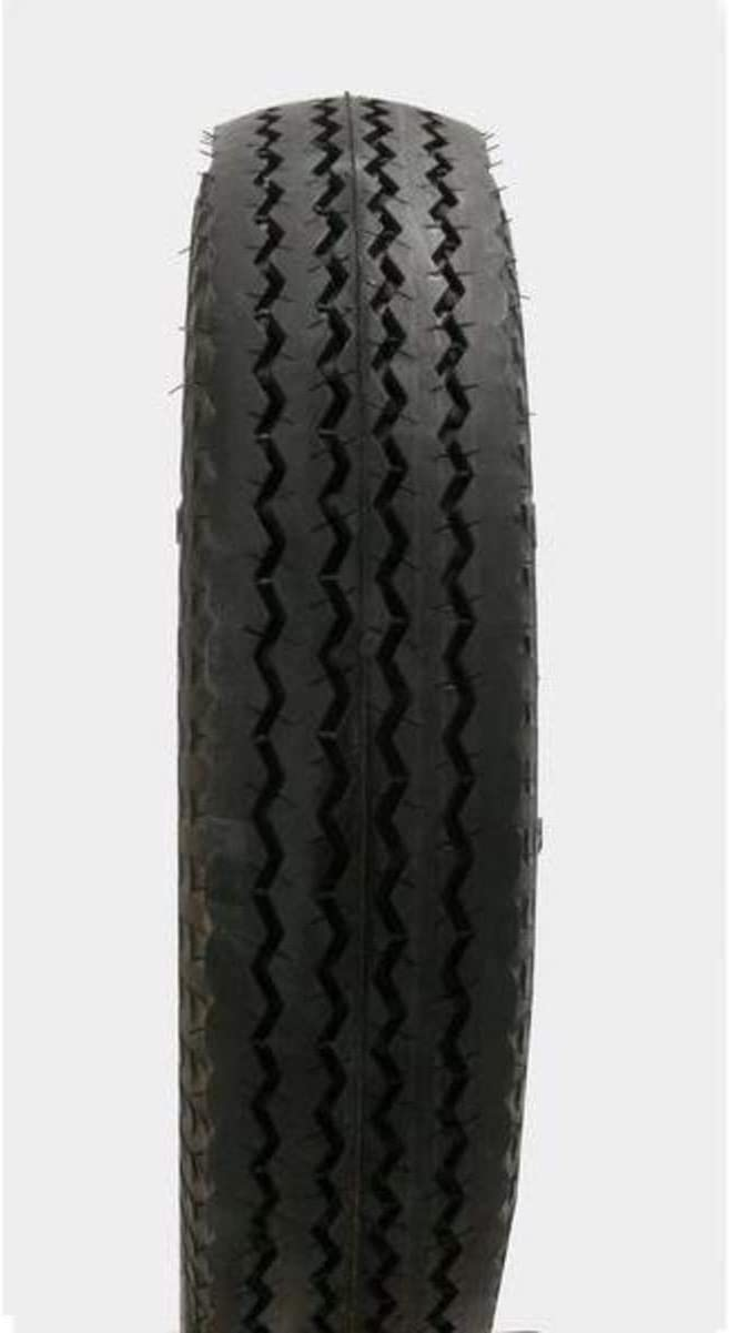 Kenda Trailer Tire - 4-Ply Rated/Load Range B - 4.80-8 , Tire Construction: Bias, Tire Ply: 4, Tire Size: 4.80-8, Tire Type: Trailer 22661060