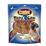 Cadet Triple Chew Duck Dog Treats