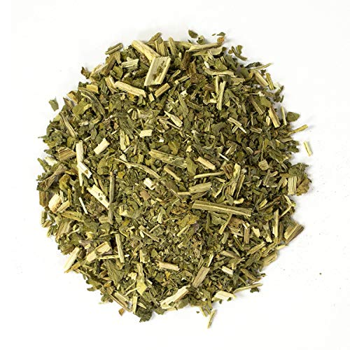 Frontier Co-op Blessed Thistle Herb, Cut & Sifted, Certified Organic, Kosher | 1 lb. Bulk Bag | Cnicus benedictus L.