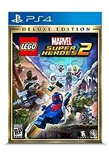 Lego Marvel Superheroes 2 De PlayStation 4