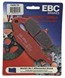 EBC Brakes FA231/2V Semi Sintered Disc Brake Pad