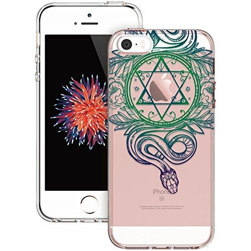 iPhone ESR Mandala Pattern Hexagram