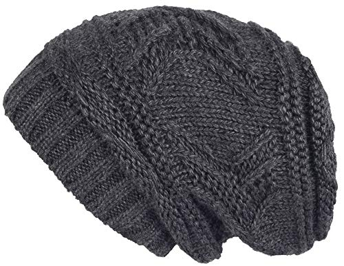 Headwear For Dreadlocks - Lilax Knit Slouchy Oversized Soft Warm