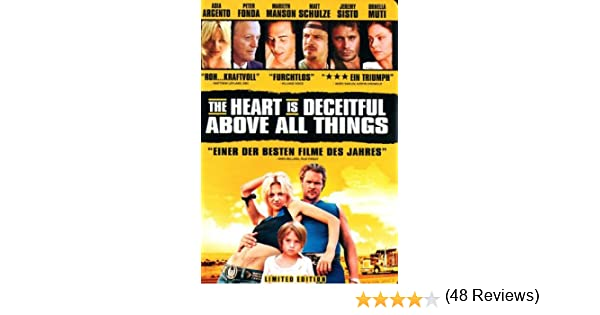 The Heart Is Deceitful Above All Things Star-Metalpak Alemania DVD ...