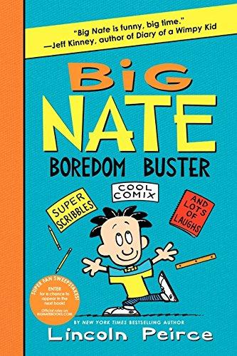 Big Nate Boredom Buster (Big Nate Activity Book) ()