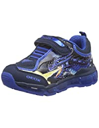 Geox J Android B. A Lighted Active Sneaker