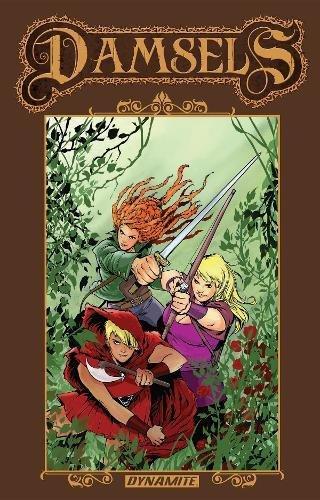 Damsels Volume 1 PDF Text fb2 book