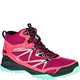 Merrell Women's Capra Bolt Mid Waterproof Hiking Boot, Bright Red, 9.5 M US