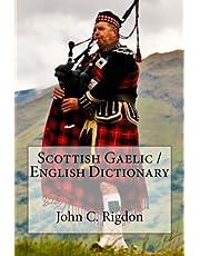 Scottish Gaelic / English Dictionary