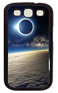 Samsung Galaxy S3 I9300 Case,Samsung Galaxy S3 I9300 Cases - Space universe PC Polycarbonate Hard Case Back Cover for Samsung Galaxy S3 I9300¨CWhite