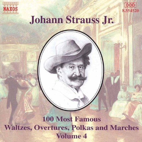 Strauss II: 100 Most Famous Works, Vol. 4