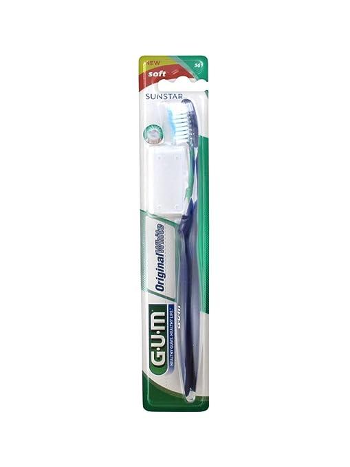 Suave Cepillo de dientes Gum Original White 561 – azul