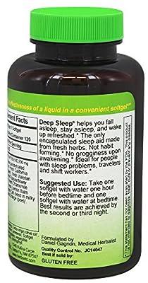 Herbs Etc - Deep Sleep Alcohol Free