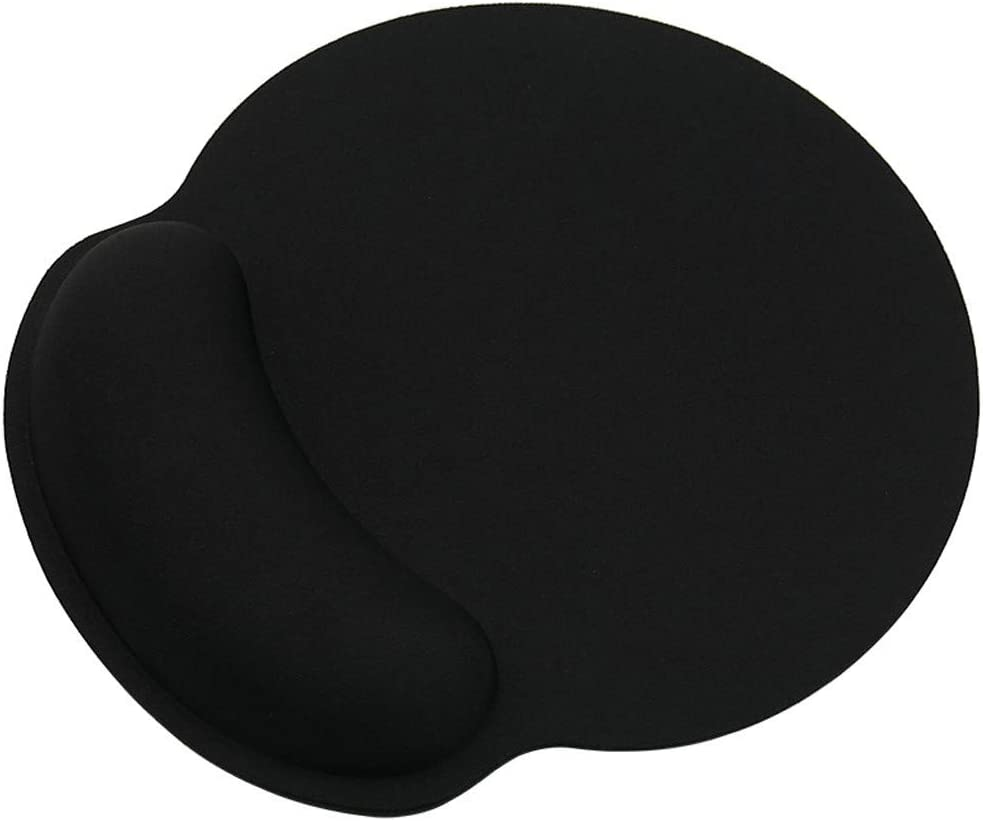 Tamquer Mouse Wrist Rest Pad Wrist Pain Relief Perfect for Computer Laptop Office Durable /& Comfortable /& Lightweight for Easy Typing /& Pain Relief