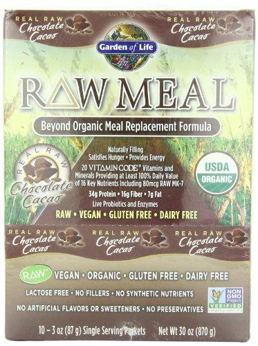 Garden of Life RAW repas bio