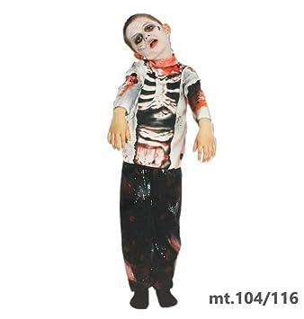 Zombie Boy Costume (S) 4-6 YRS: Amazon.es: Juguetes y juegos