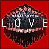 """デビュー25周年企画 森高千里 セルフカバーシリーズ """"LOVE"""" Vol.10 [DVD]"""