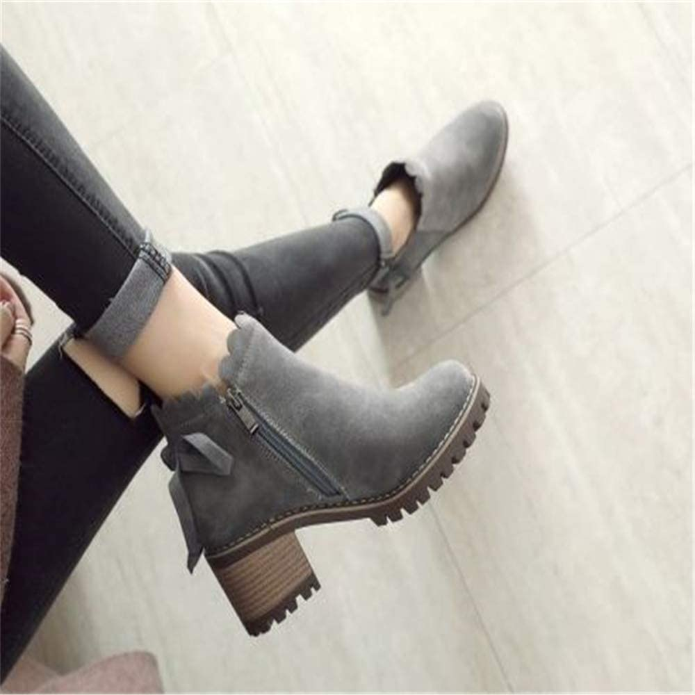 Quality.A Autumn and Winter New Martin Boots Elegant Womens Boots with Ankle Boots