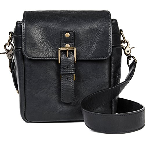 ONA - The Bond Street - Camera Messenger Bag - Black Leather