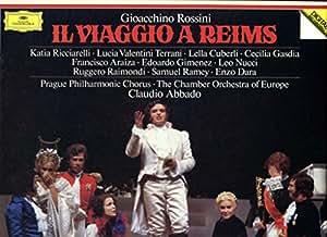 Rossini Abbado Lella Cuberli Rossini Il Viaggio A Reims