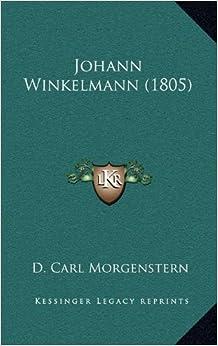 Johann Winkelmann (1805)
