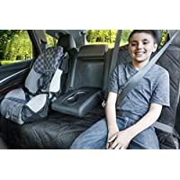 Car Seat Cover For Kids and Infants, Universal Fit For Up To 3 Seat Belts Wit...