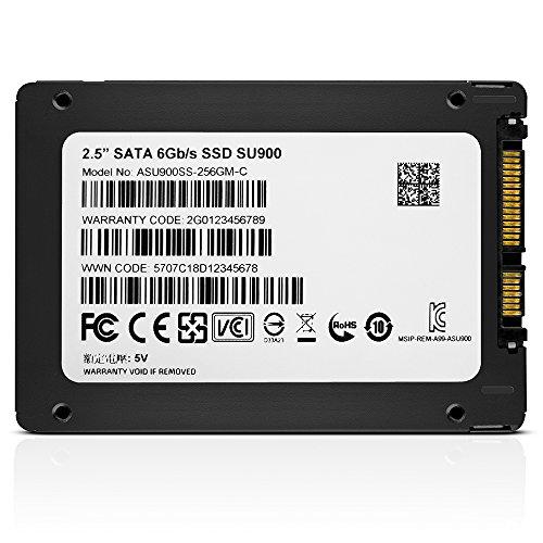 ADATA SU900 256GB Ultimate 3D NAND MLC 2.5