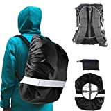 Frelaxy Hi-Visibility Backpack Rain Cover with