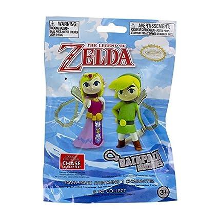 Mochila Buddies AMZ3582NN la Leyenda de Zelda Mini Misterio ...