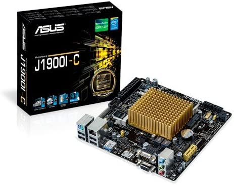 ASUS J1900I-C Celeron - Placa Base (Intel Celeron J1900, miniATX ...