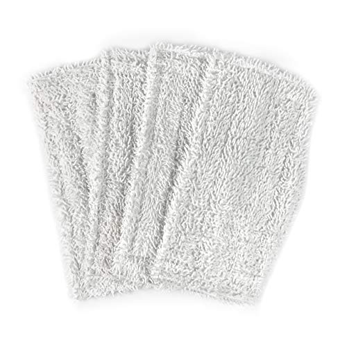 - Ximoon 4 Pack Washable Cleaning Pads Replacements for Shark Steam & Spray Mop SK410, SK460, SK115, SK140, SK141, SK435CO, S3101, S3102, S3250, S3251