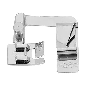 Prensatelas Profesional para Máquina de Coser Prensatelas Accesorios(25mm): Amazon.es: Hogar
