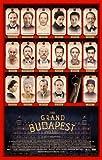 Grand Budapest Hotel mini movie poster 11X17 Mini Poster