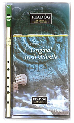 Feadog Double Pack (Book & Tin Whistle)