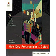 OpenDoc Programmer's Guide for the Mac OS
