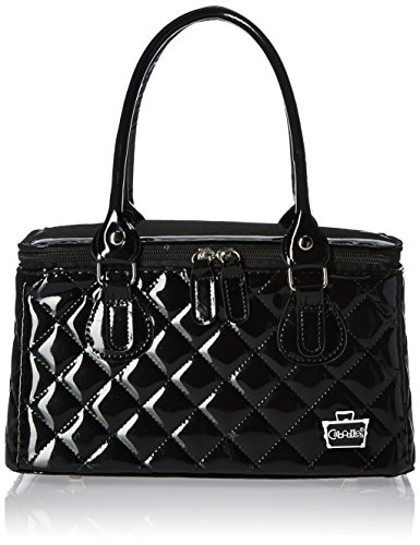 Caboodles Heart Throb Long Tapered Tote, Black Diamond, 1.12 Pound]()