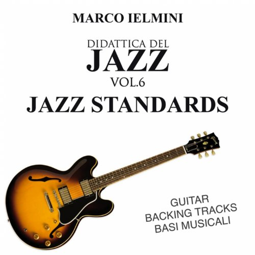 didattica del jazz vol 6 guitar backing tracks marco ielmini mp3 downloads. Black Bedroom Furniture Sets. Home Design Ideas