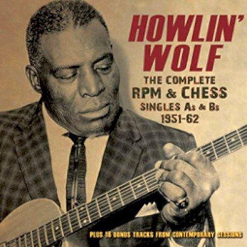 Howlin Wolf - The Blues, Volume 1 - Zortam Music