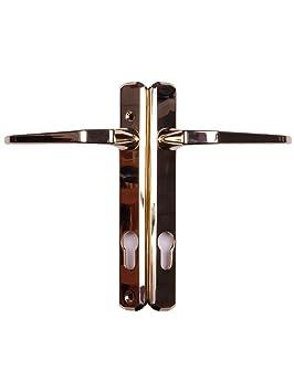 HomeSecure - Cerradura de puerta con 163 mm centros de ...