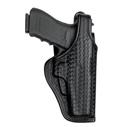 - Bianchi Accumold Elite Defender II Duty Holster RH for Glock 22024