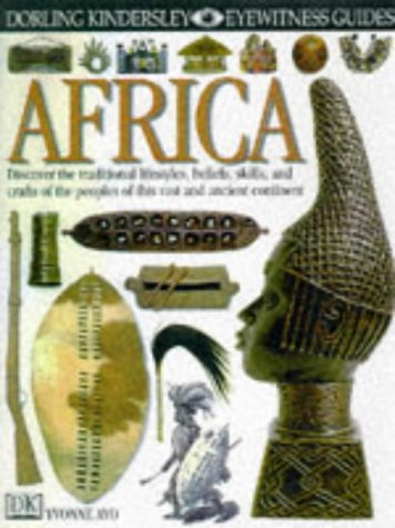 Africa (Eyewitness Guides) by Dorling Kindersley Publishers Ltd
