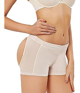 858ef66628f Jason Helen Women s Butt Lifter Lace Boy Shorts Body Shaper Enhancer Panties  Butt Lifting Underwear