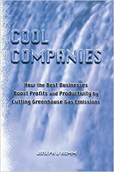 Book Cool Companies: How the Best Businesses Boost Profits and Productivity by Cutting Greenhouse Gas Emmissions