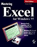 Mastering Excel for Windows 95, Thomas Chester, 0782117856