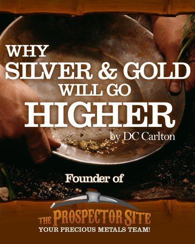 Why Silver & Gold Will Go Higher Kindle Edition