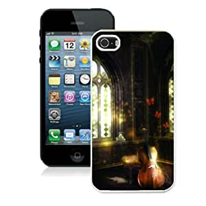Graceful Iphone 5/5s Case Cover Beautiful Gothic Design Cheap Mobile Phone Protector