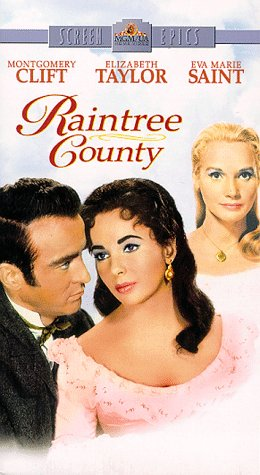 Raintree County [VHS]
